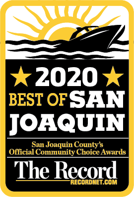 The Record's Best of San Joaquin 2020 Logo